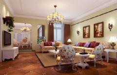 成都尚层装饰别墅装修欧式混搭风格混搭风格大户型