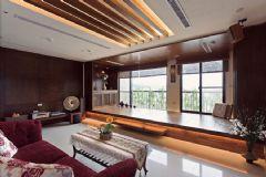 69平米中式禅风两室一厅