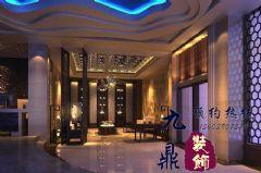 郑州商务酒店装修设计|龙宫酒店装修效果图