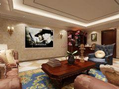 天津别墅设计案例-新古典风格-打造高品质家居生活古典风格别墅