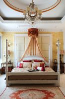 成都尚层装饰别墅装修及软装搭配的欧式风格欧式风格别墅