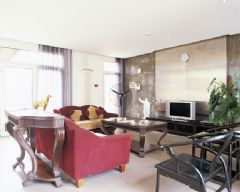 成都尚层装饰别墅装修现代简约风格案例现代简约风格别墅