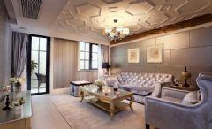 新古典风格别墅装修 华丽唯美的住宅