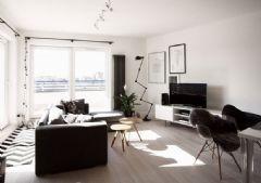 简约北欧风住宅设计 优雅不乏现代感
