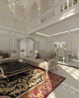 英式新古典风格别墅 追求精致的细节