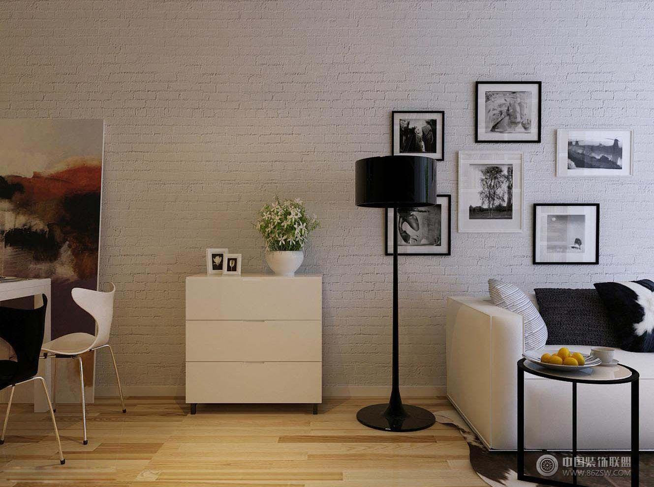 单身公寓装修图片 单身公寓装修图片