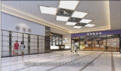 大型商场内部效果图5张下载商场装修图片