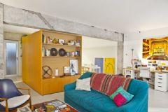 温暖随意的乡村风公寓 小户型可借鉴