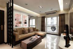 现代简约小户型婚房 精致个性生活空间