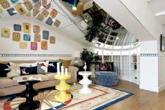 清新自然地中海风别墅 精美大气的设计