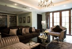 成都尚层装饰别墅装修低调的欧式之美欧式风格别墅