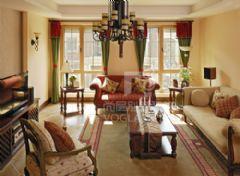 成都尚层装饰别墅装修欧式风格别样风情欧式风格别墅
