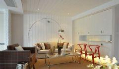 135平北欧极简两居室 别具一格的设计