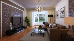 南湖新城装修现代风格三居室