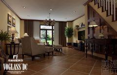 成都尚层装饰别墅装修欧式风格案例说明欧式风格别墅