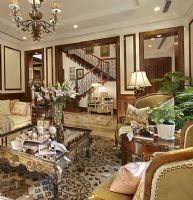 华丽浪漫法式风装修 令人无限向往的家
