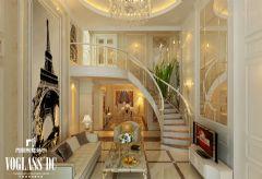 成都尚层装饰别墅装修欧式风格实景案例欧式风格别墅