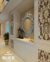 成都尚层装饰别墅装修后现代风格(二)现代风格别墅