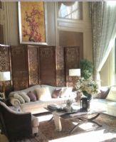 一家人的快乐享受时光成都尚层装饰美式风格别墅