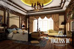 成都尚層裝飾別墅裝修巴洛克風格東南亞風格別墅