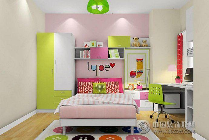 最潮的儿童房设计-阳台装修效果图-八六装饰网装修