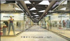 精品购物中心室内效果图赏析肇庆百福城市广场