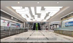购物中心室内装修效果图,值得您一看