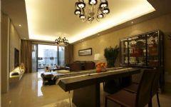 纯现代城南标准时尚住宅现代风格四居室