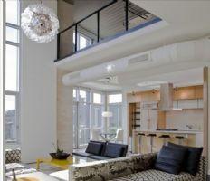 北欧风情成都尚层装饰现代风格别墅