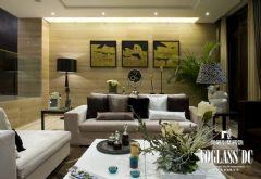 钻石山别墅设计_280平米现代简约风格