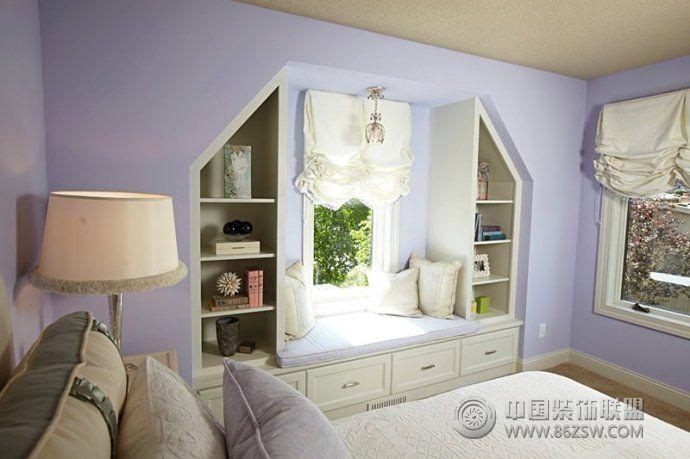 创意收纳设计混搭客厅装修图片