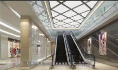 商场中庭效果图及中庭设计作用探讨