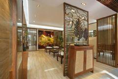 大连家装设计中式风格中式风格二居室