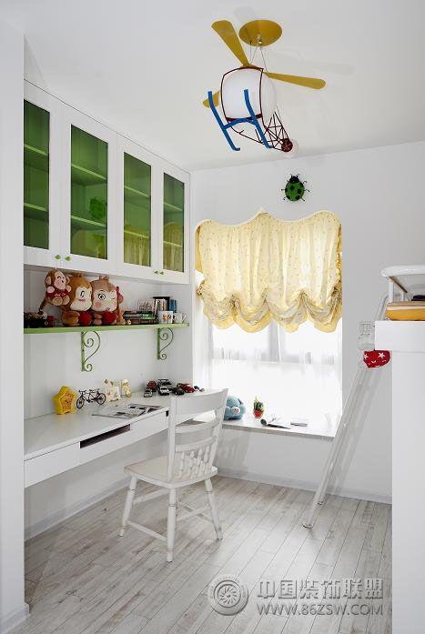 室内装修美式田园风格 客厅装修效果图 八六 中国 装饰联盟装