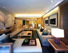 大连室内装修设计日式风格简约风格小户型