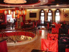 大连餐厅餐馆装修设计现代风格大户型