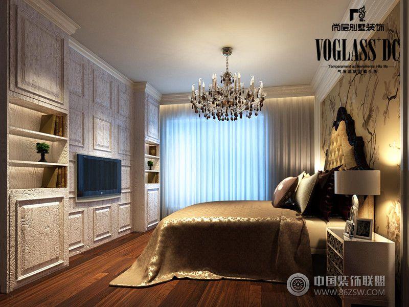 400平米设计图欧式卧室装修图片
