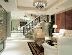 中式风格中式风格三居室