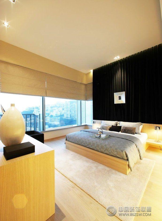 最新榻榻米卧室设计案例 阳台装修效果图
