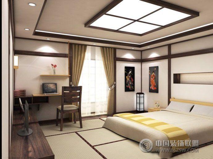 最新榻榻米卧室设计案例-阳台装修图片