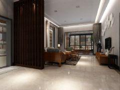 125平新中式精品公寓