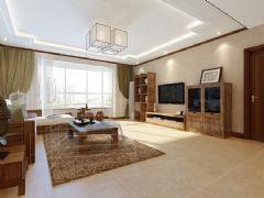 138平现代中式混搭公寓