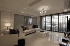 116平新古典时尚公寓