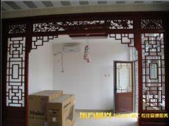 古典别墅装修中式风格