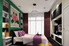 漂亮大气设计成就与众不同的卧室空间