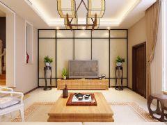 168平中式时尚阳光公寓