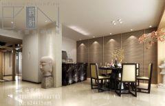 汀香十里现代中式中式风格别墅