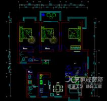 """热烈祝贺""""浦东国际花园40-1-201室""""现代简约风格开工啦现代简约风格大户型"""