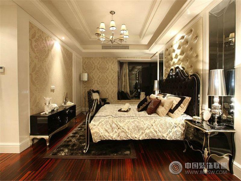 成都尚层装饰别墅装修欧美风格案例效果图 十一