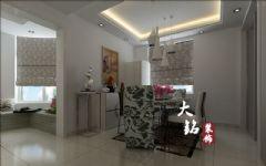 现代简约设计风格装修现代简约风格三居室